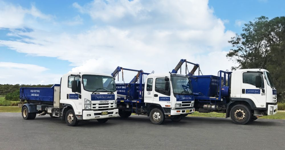 Commercial Skip Bins Sutherland Shire